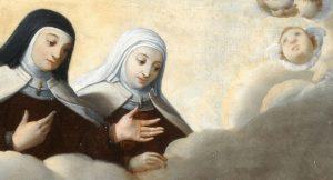 Vivre en présence de Dieu avec Marie de l'Incarnation, et le Frère Laurent de la Résurrection