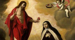 Vivir en presencia de Dios con María de la Encarnación y el Hermano Laurent de la Resurrección