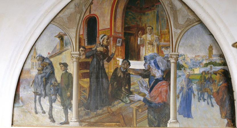 Les miracles de Marie de l'Incarnation