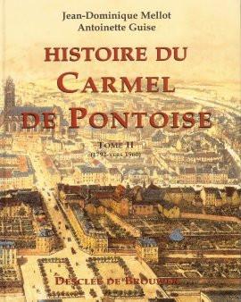 Histoire-Carmel-Pontoise-tome-2