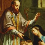 St. Francis de Sales' friendship with Madame Acarie