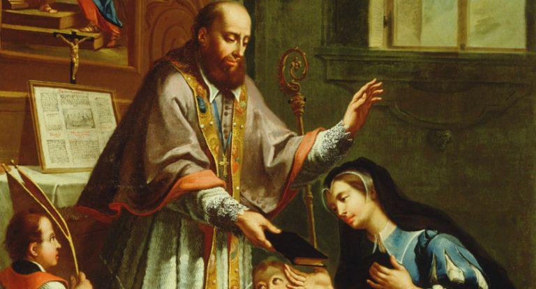 Mme Acarie et St François de Sales