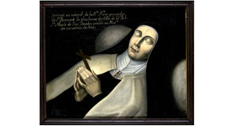 Mère Geneviève de Saint-Bernard Acarie