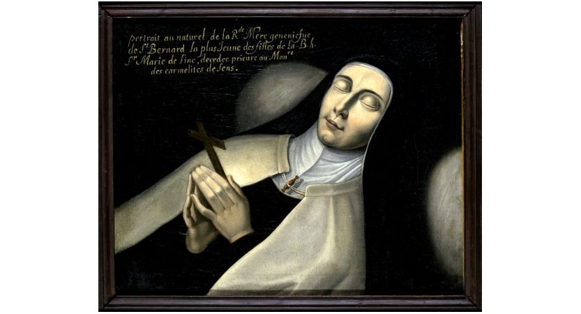 Mother Geneviève de Saint-Bernard Acarie