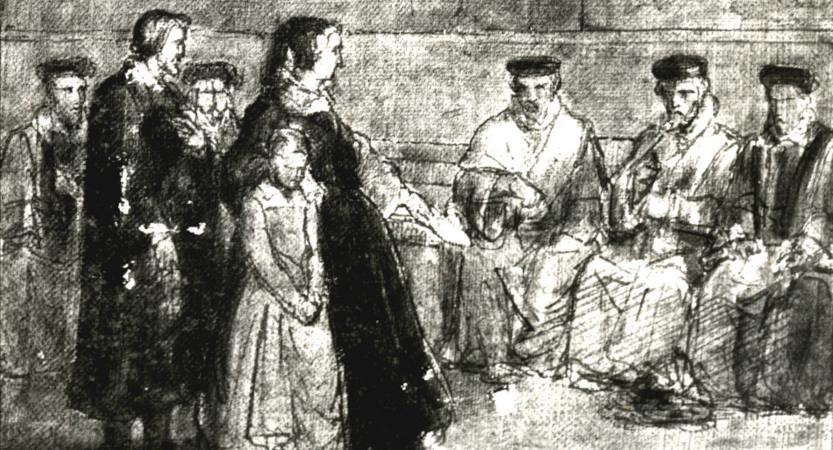 La Señora de Acarie o un abismo de humildad