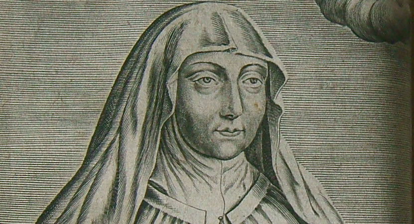 A preliminary spiritual portrait of sister Mary of the Incarnation.