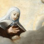 In the footsteps of our Holy Mother, like a daughter following her mother